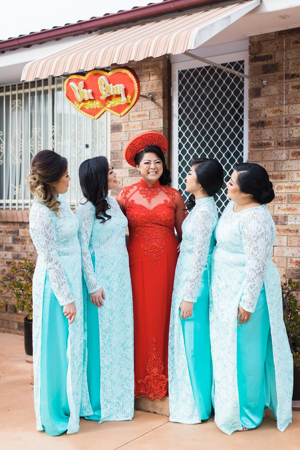 Bridesmaid Ao Dai Photo 30