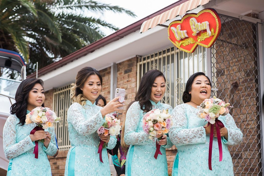 Bridesmaid Ao Dai Photo 32