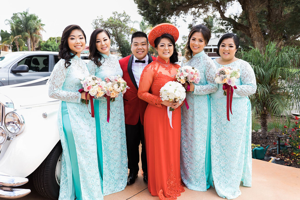 Bridesmaid Ao Dai Photo 33