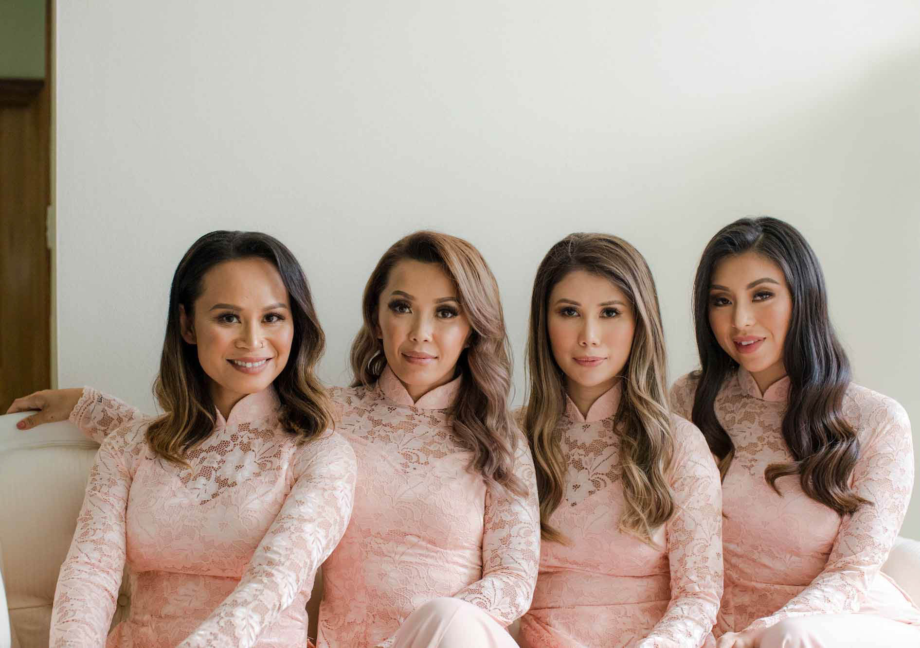 Bridesmaid Ao Dai Photo 4