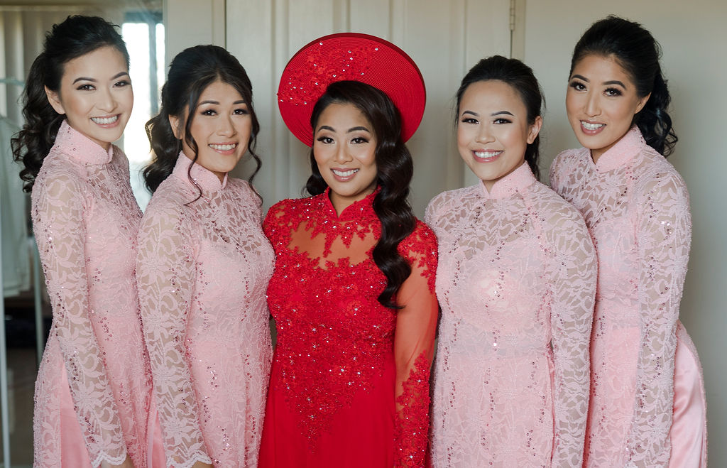 Bridesmaid Ao Dai Photo 26