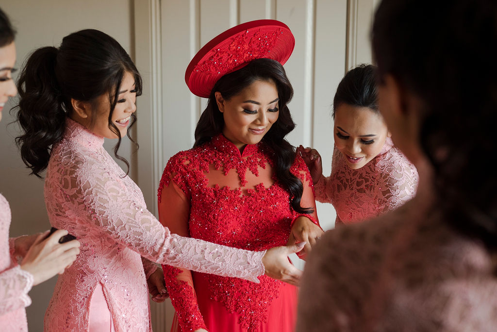 Bridesmaid Ao Dai Photo 27