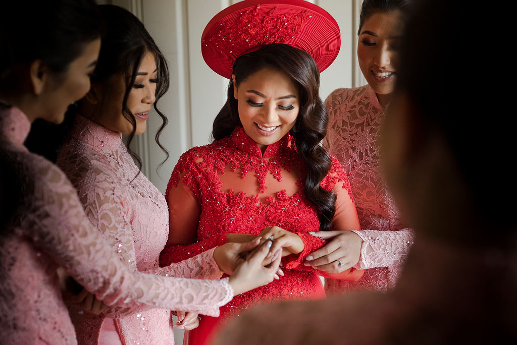 Bridesmaid Ao Dai Photo 28
