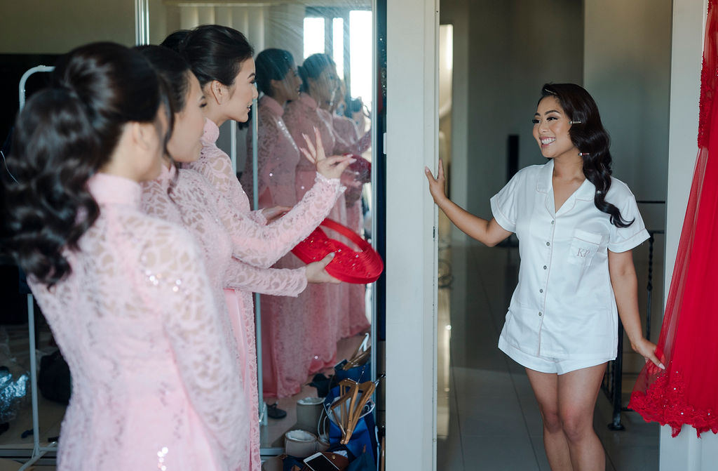 Bridesmaid Ao Dai Photo 24