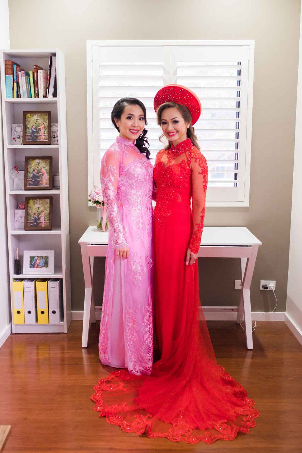 Bridesmaid Ao Dai Photo 34