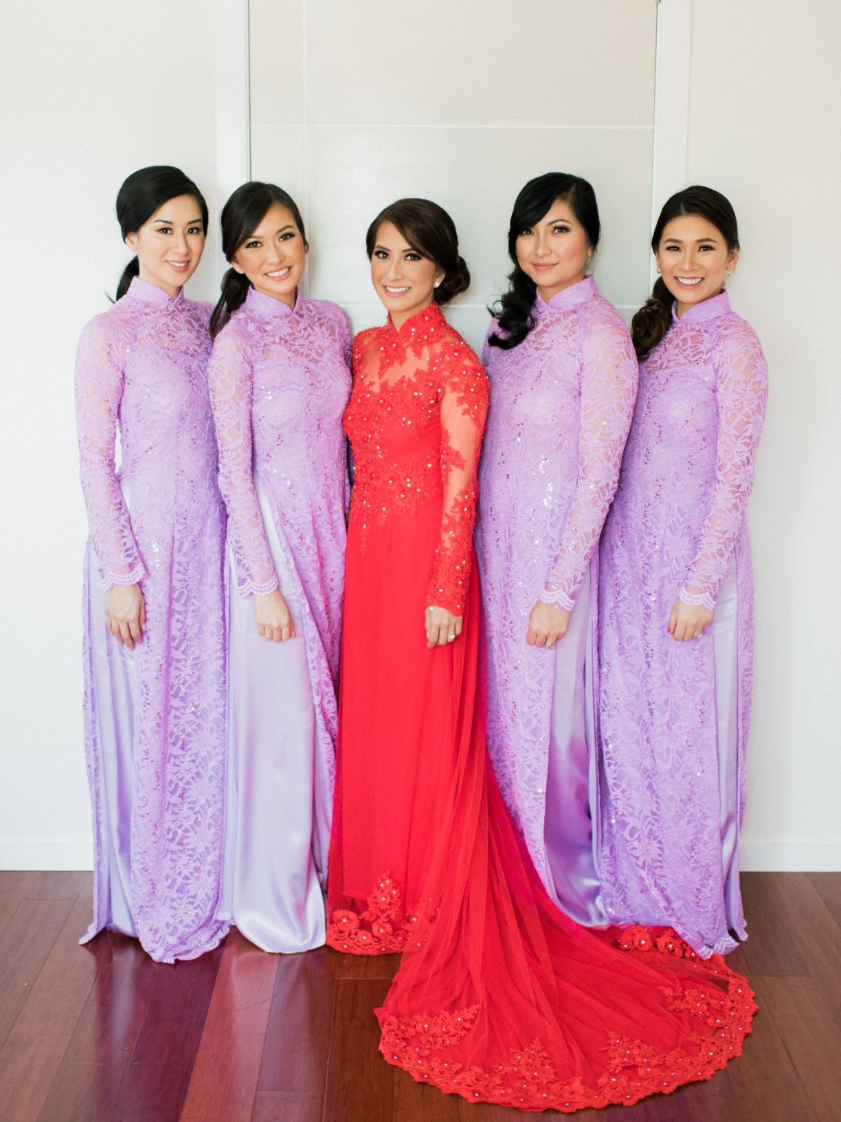 Bridesmaid Ao Dai Photo 20
