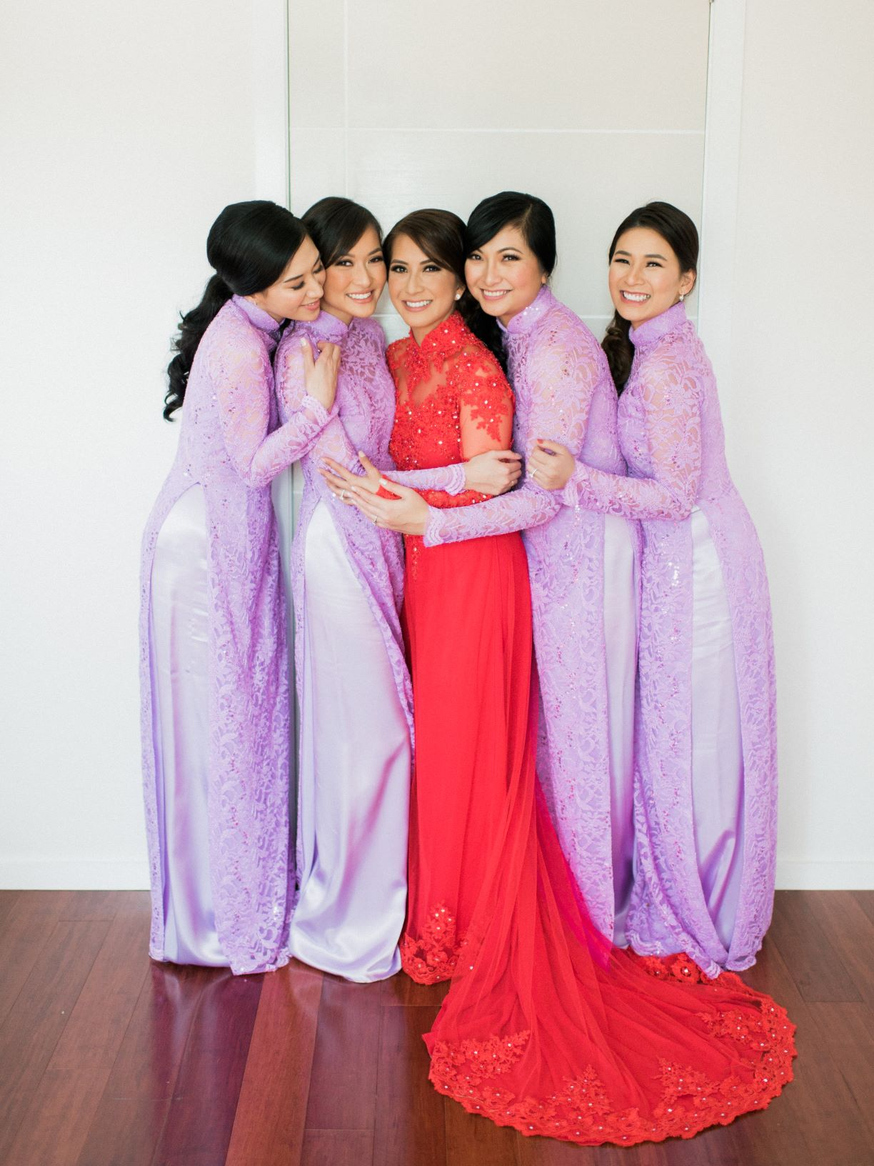 Bridesmaid Ao Dai Photo 21