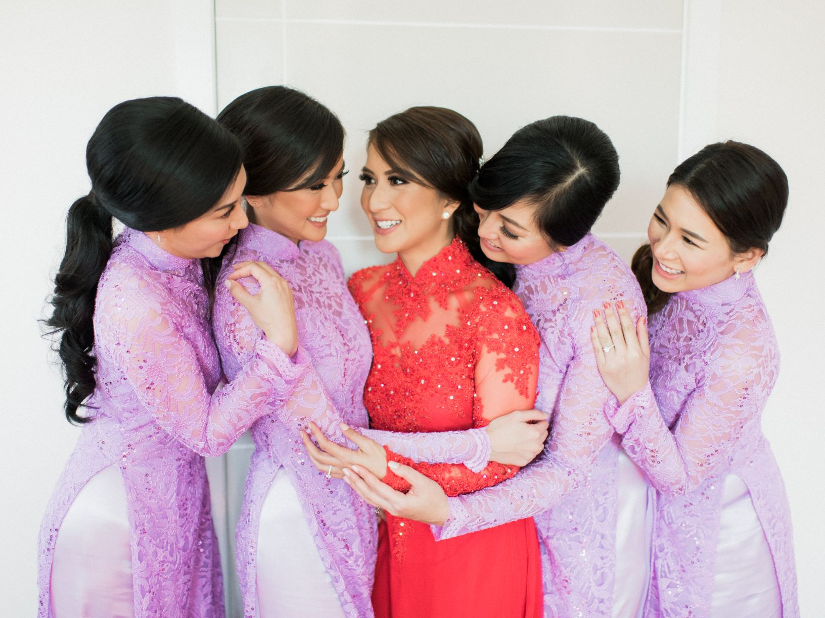 Bridesmaid Ao Dai Photo 22