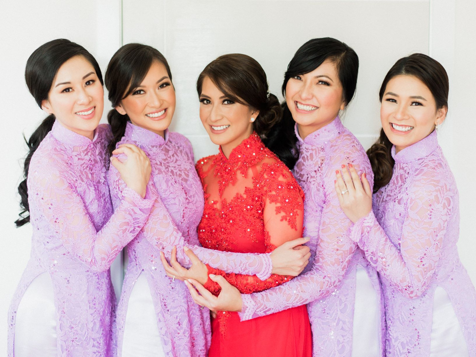 Bridesmaid Ao Dai Photo 23