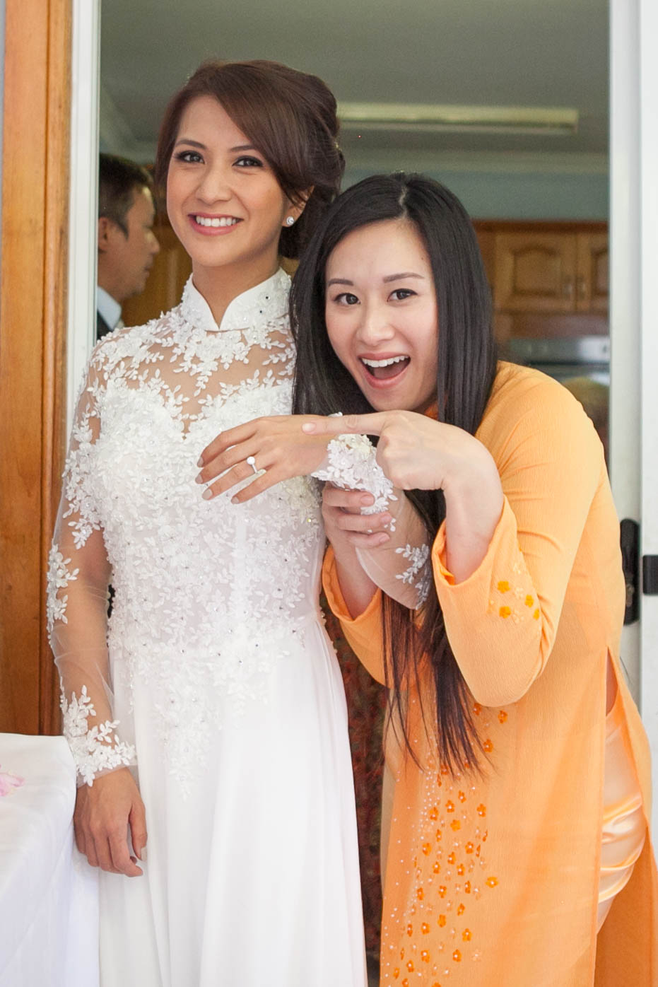 Linda's Engagement Ao Dai Photo 4