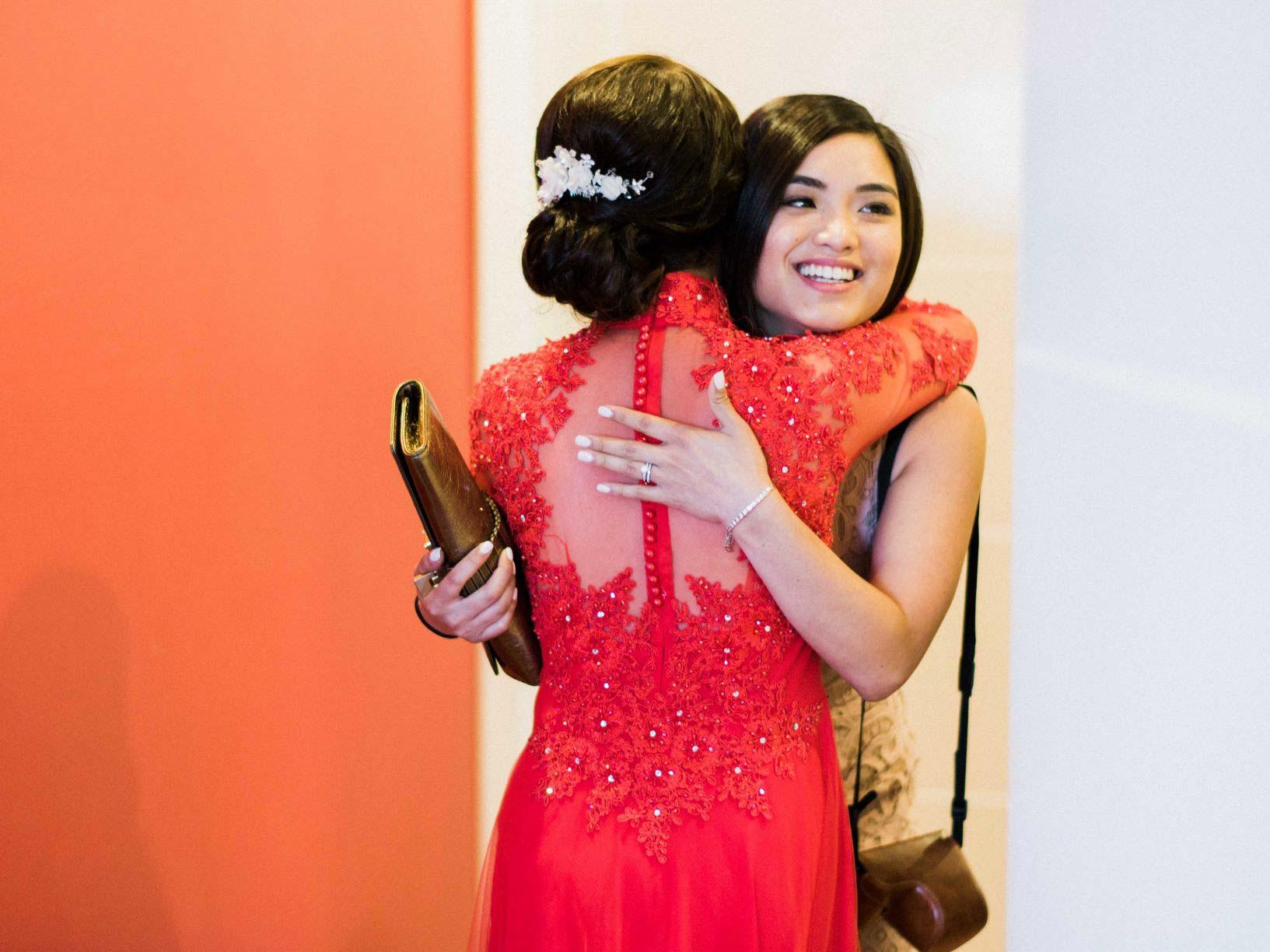 Linda's Wedding Ao Dai Photo 1