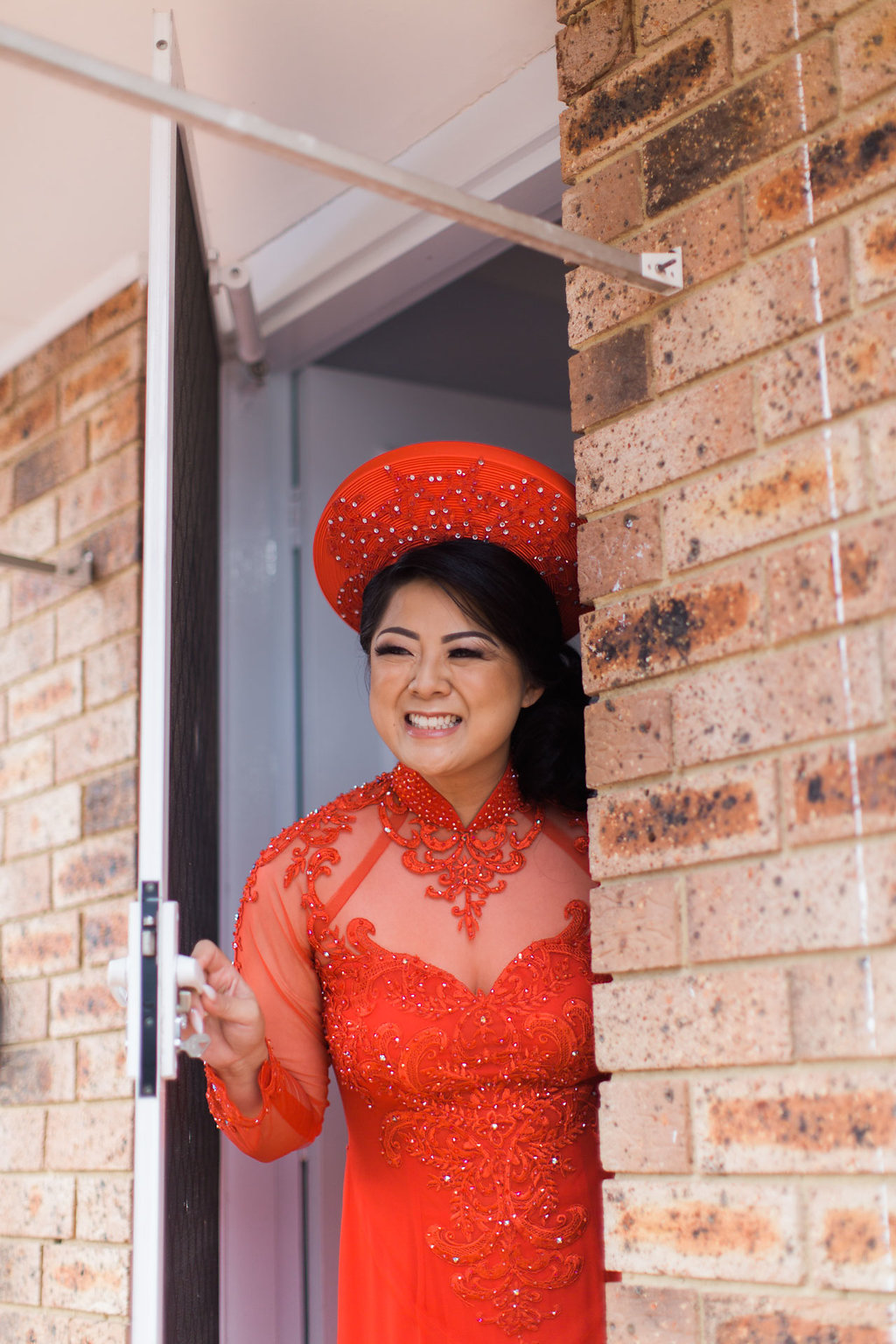 Linh's Wedding Ao Dai Photo 13