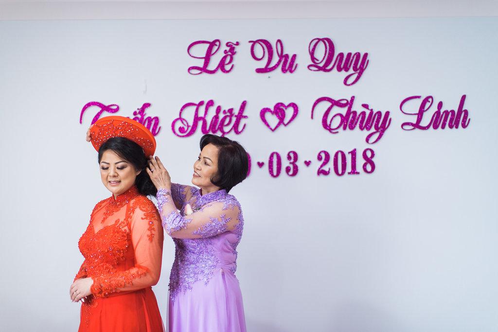 Linh and Kiet Photo 5