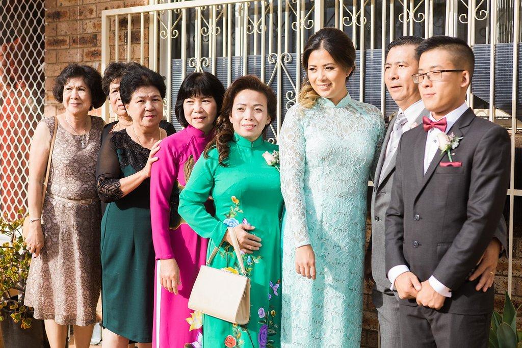 Linh and Kiet Photo 11