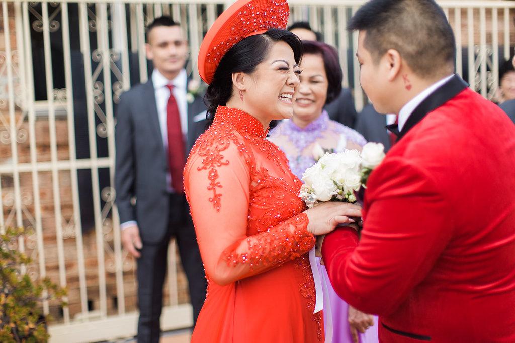 Linh and Kiet Photo 18