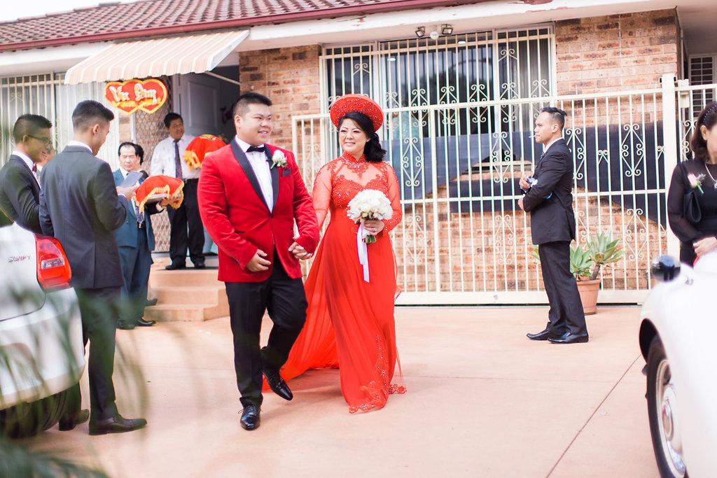 Linh and Kiet Photo 42