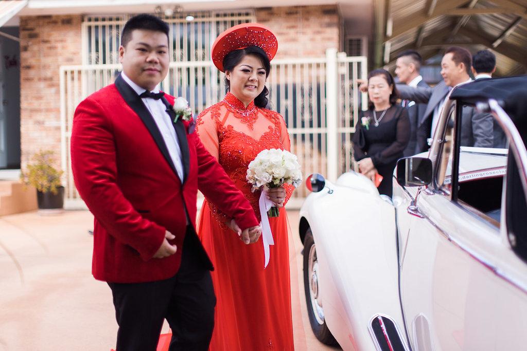 Linh and Kiet Photo 43