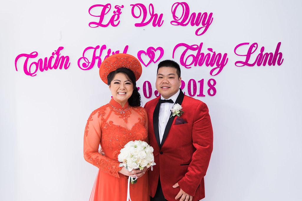 Linh and Kiet Photo 44