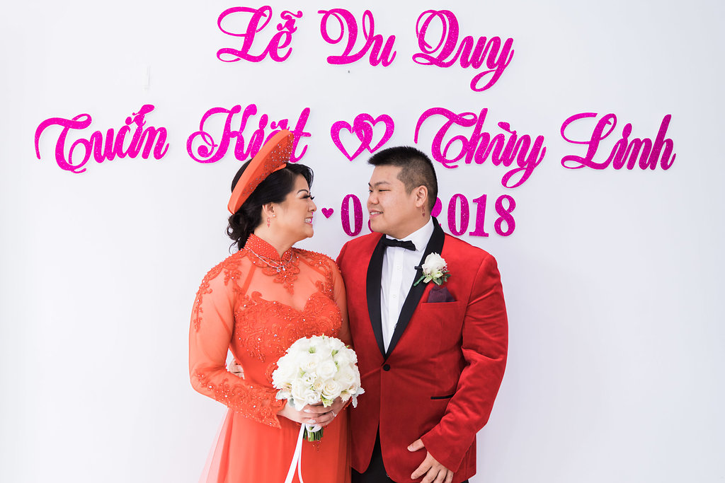 Linh and Kiet Photo 45